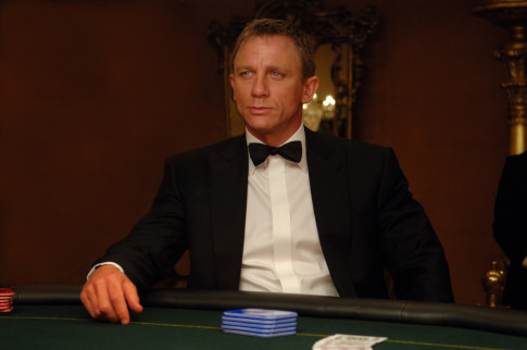 Is casino royale real