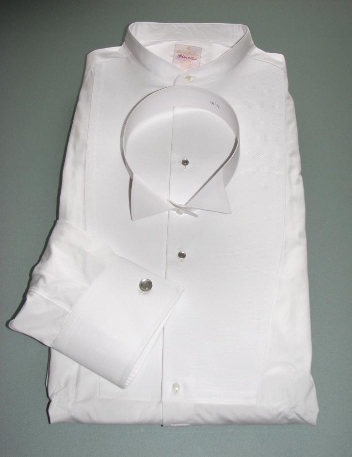 d9ee92a940 Up Close  The Full-Dress Shirt