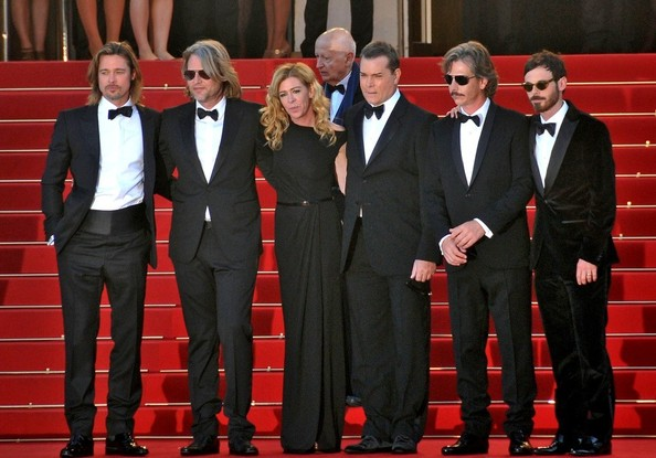 "The director and cast of ""Killing Them Softly""."