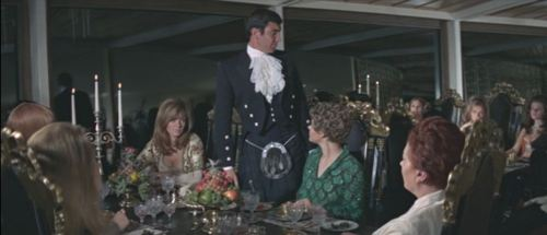 On Her Majesty's Secret Service - Highland Dress