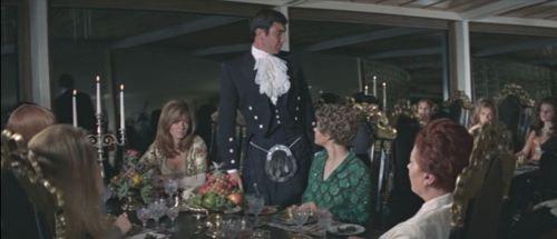 On Her Majesty's Secret Service - Highland Dress