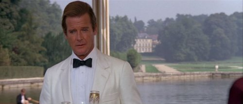 A View to a Kill - white dinner jacket