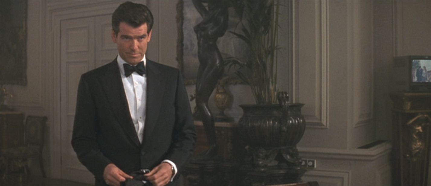 James Bond Tuxedo Pier...
