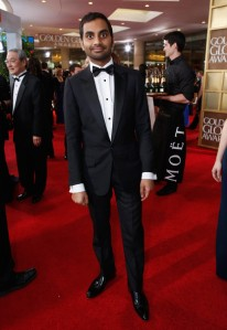 Aziz Ansari (Alexandra Wyman/Getty Images)