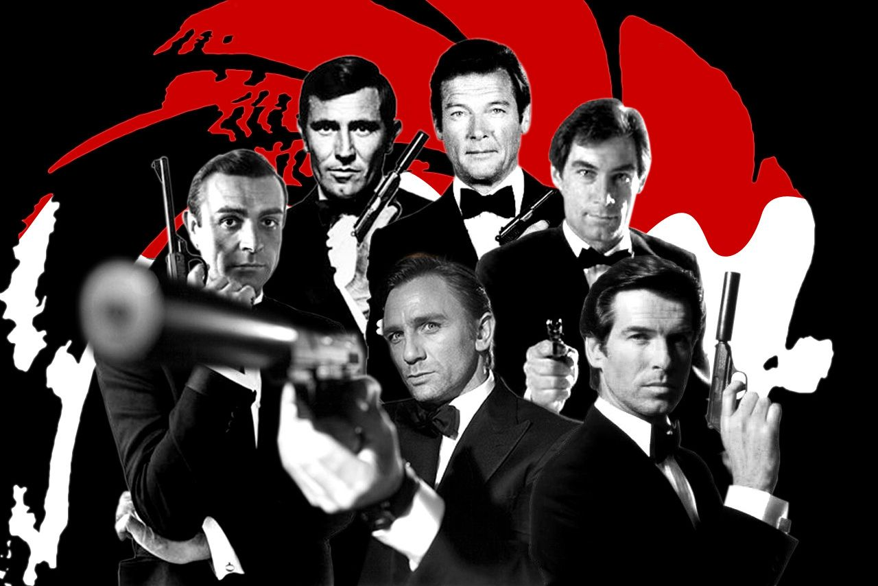 For the james bond movies apologise, but