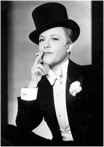 Renate Müller, the original Victor Victoria.  1930.