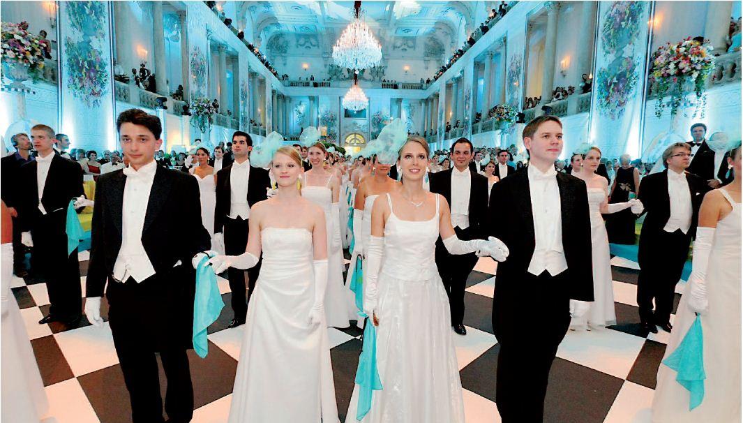 Vienna Balls Dress Codes – Black Tie Blog