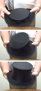 opera hat video stills