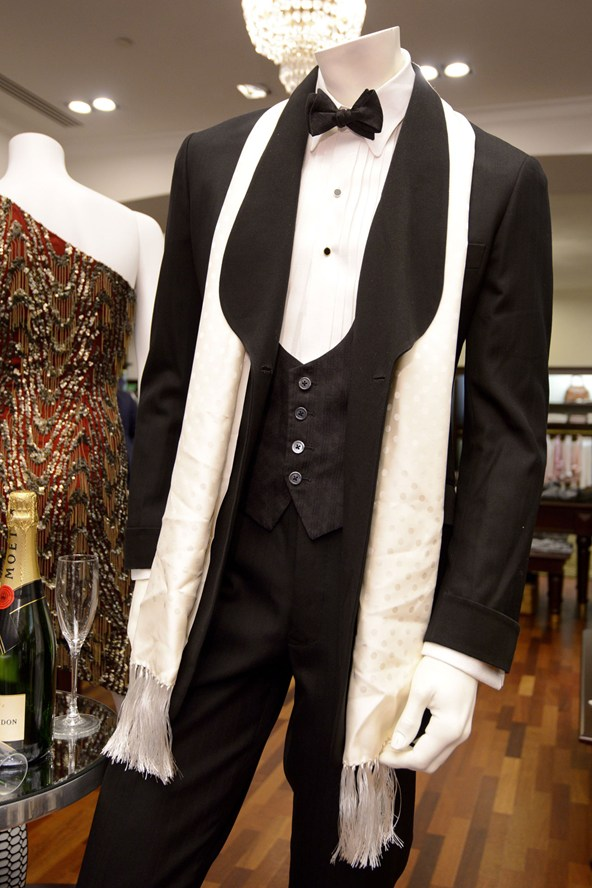 Not-So-Great Gatsby Tuxedos u2013 Black Tie Blog