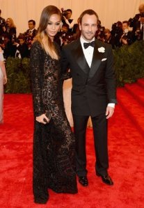 The man himself, Tom Ford.  (Getty Images)