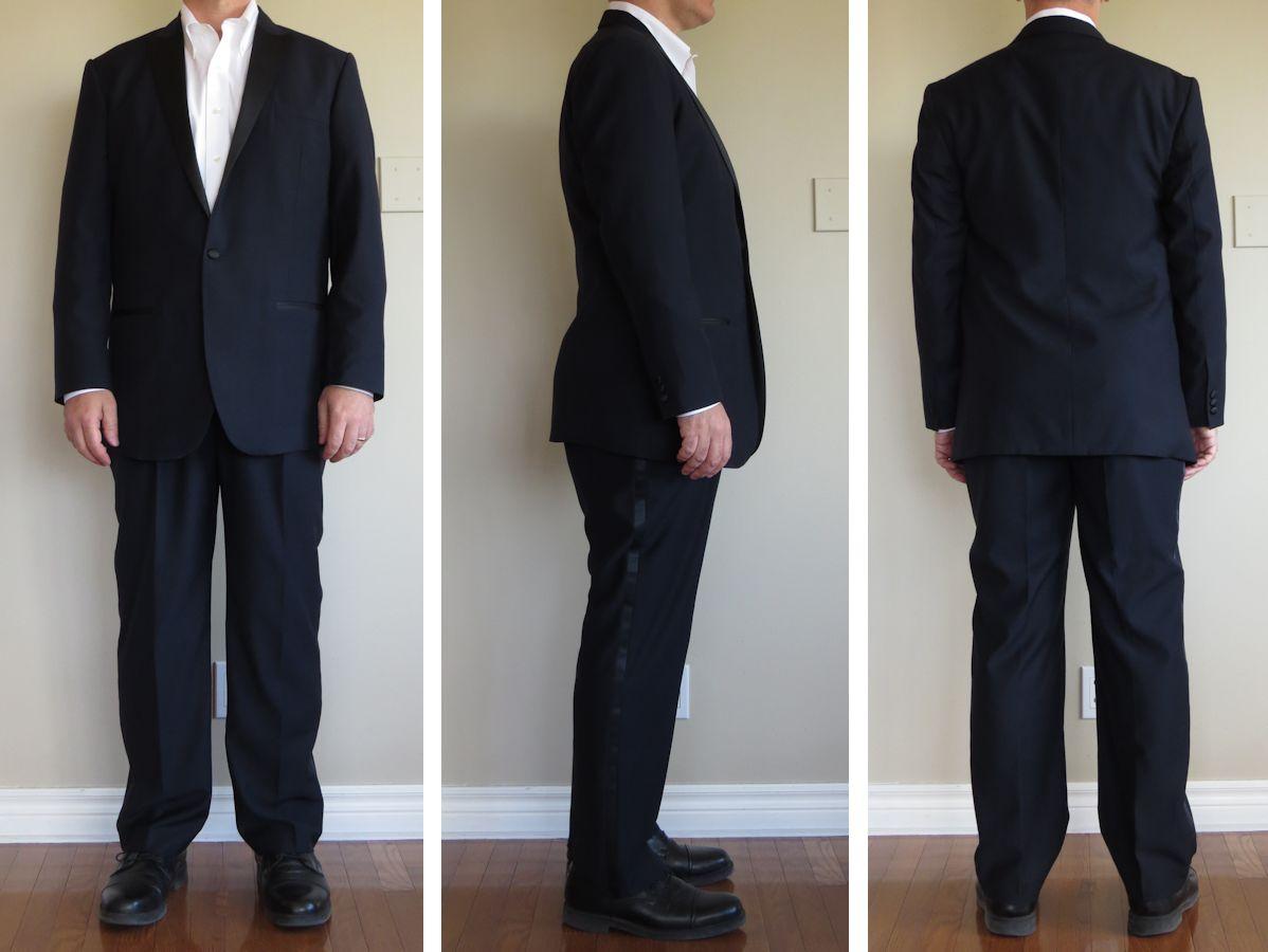 Review: Tailor4Less Tuxedo | Black Tie Blog