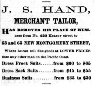 """Daily Alta California"", August 1871"