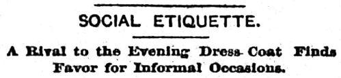 """""""The Olean Democrat"""", December 1888"""