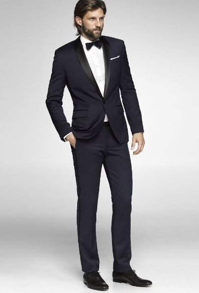 Formal Fashion: Express Tuxedo Separates | Black Tie Blog