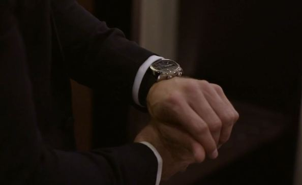 A proper black-tie dress watch should blend in seamlessly with the understated attire not stand out like a sore thumb.