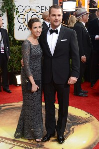 NCIS star Chris O'Donnell in Ralph Lauren Black Label. (Jordan Strauss/Invision/AP)