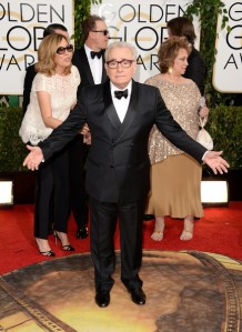 The perennially sharp-dressed Martin Scorsese ( Jason Merritt/Getty Images)