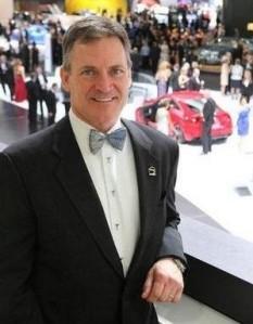 NAIAS Executive Director Rod Alberts (David Freers/Detroit Free Press)