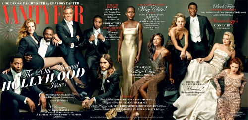 (Annie Leibovitz for Vanity Fair Magazine)