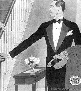 (Roberts-Wicks Co. tailors, 1928)