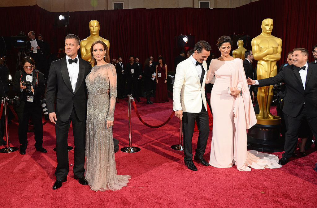 2014 Academy Awards Red Carpet | Black Tie Blog