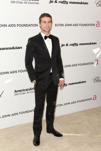 Chace Crawford in Girogio Armani (Frederick M. Brown / Getty Images)