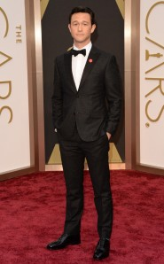Joseph Gordon Levitt in Calvin Klein (Jason Merritt / Getty Images)