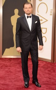 Leonardo DiCaprio in Armani (Jason Merritt / Getty Images)