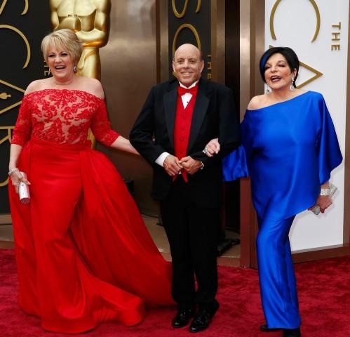 2014 Academy Awards Red Carpet – Black Tie Blog