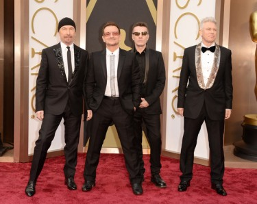 U2 (Jason Merritt / Getty Images)