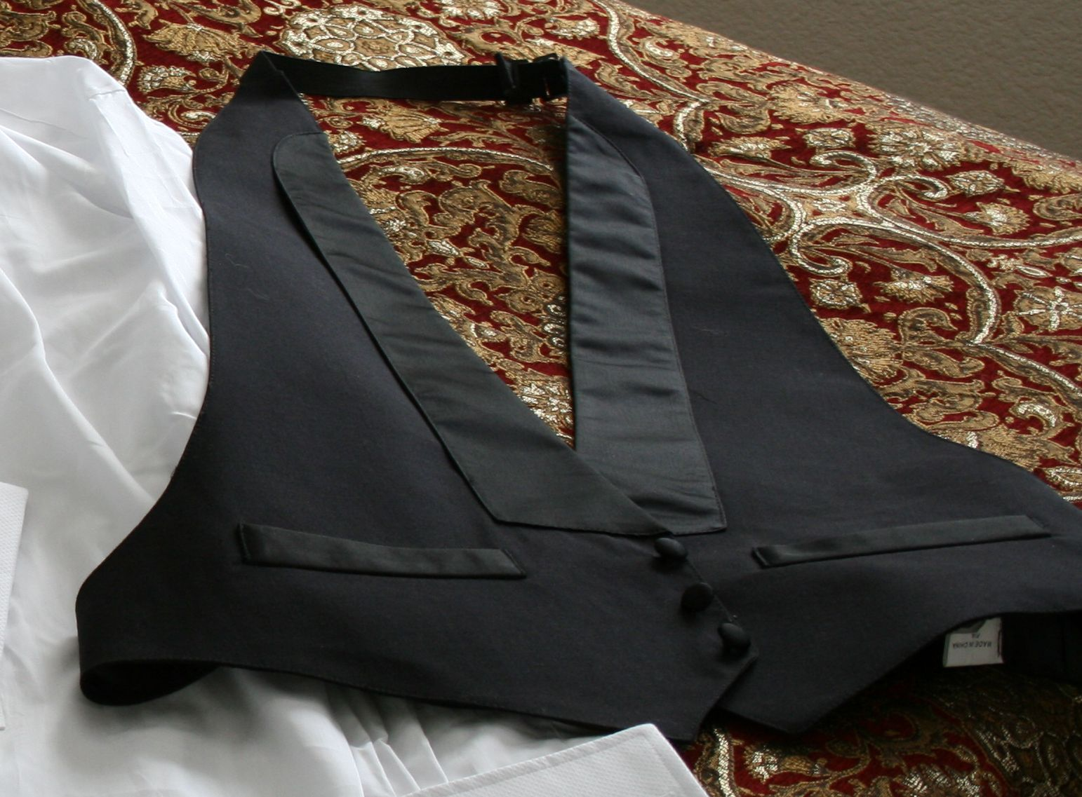 During My Extensive Search For A Waistcoat I Found Several Beautiful  Examples From British Clothiers But They Were Typically £160 To £200 Which  Is About