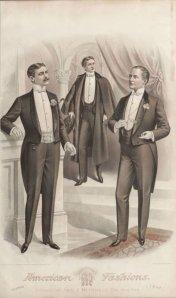 December 1897.   Note velvet collar. 1896-1899, Plate 023