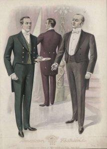 Servant & master.  September 1900 1900, Plate 021 1900-1901, Plate 032