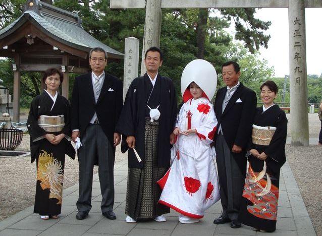 East Meets West: Japanese Formal Wear