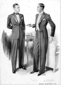 1931 Peter Robinson ad. (UK).