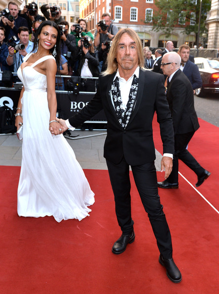 2014 GQ Men of the Year Red Carpet | The Black Tie Blog