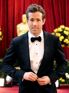 Ryan Reynolds in Tom Ford at the 2010 Oscars.
