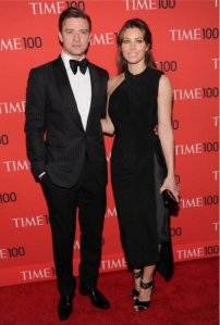 Justin Timberlake at the Time 100 gala.