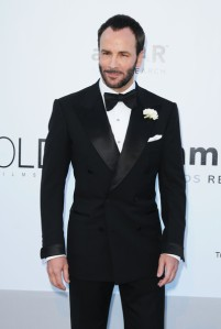 Tom Ford at the 2010 amfAR gala.